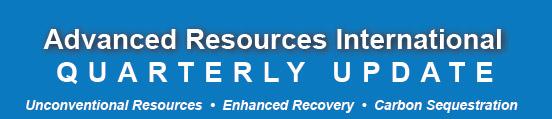 Advanced Resources International Quarterly Newsletter